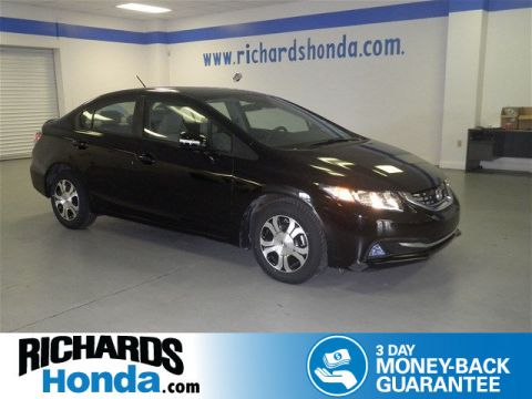 Certified Used Honda Civic Hybrid Base