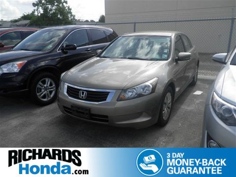 Used Honda Accord 2.4 LX