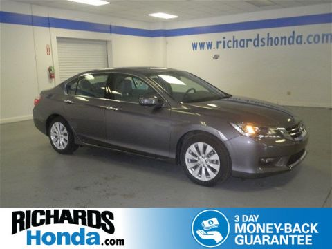 Certified Used Honda Accord EX-L V-6
