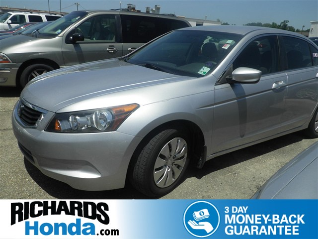 Used Honda Accord LX