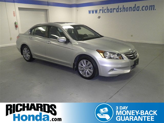 Certified Used Honda Accord 3.5 EX-L