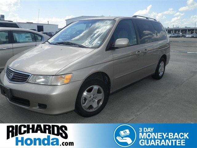 Used Honda Odyssey EX with Navigation System