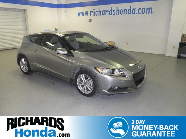 Used Honda CR-Z EX