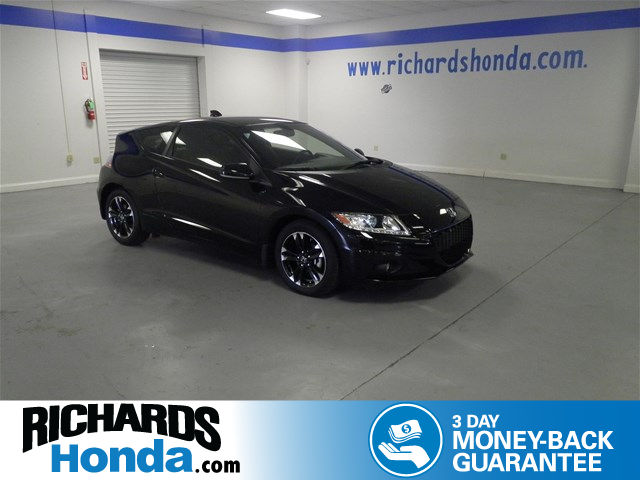 Certified Used Honda CR-Z EX