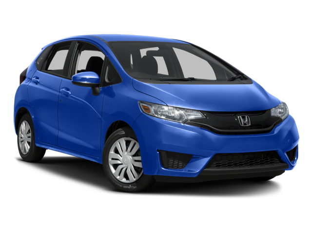 New Honda Fit LX